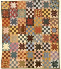 """Lincoln Museum Quilt"""