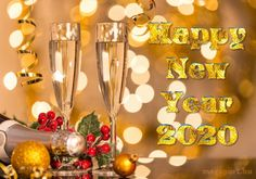 Happy New Year 2020 - Megaport Media Share Pictures, Animated Gifs, Happy New Year 2020, Table Decorations, Messages, Holidays, Google, Home Decor, Happy New Year