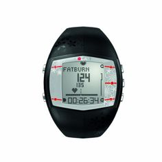 Polar FT40 Women's Heart Rate Monitor Watch (Black)  http://dedeuhren.com/polar-ft40-womens-heart-rate-monitor-watch-black/