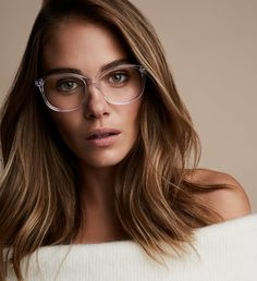 428ee7ac2d2 The collection designedby Maripier representsthe perfect balancebetween  style and trends. Trending Glasses Frames