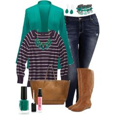 Love Teal! Plus Size