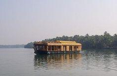 Lotus House Boat - Neeleshwar Hermitage - Kasaragod - Kannur - Kerala
