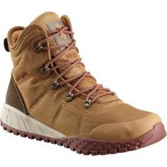 Order Columbia Mens Fairbanks Omni-Heat Boot today from Cotswold Outdoor ✓ Price Match Promise ✓ Product Warranty ✓ Expert Advice Mens Shoes Boots, Men's Shoes, Shoe Boots, Mens Winter Boots, Waterproof Winter Boots, Columbia, Hiking Boots, Combat Boots, Footwear