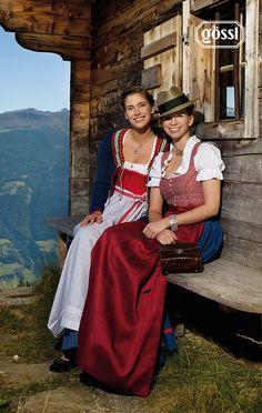 Gössl-Salzburg Dirndl Kollektion 2011