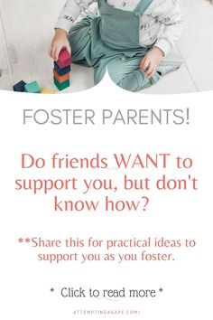 Tips for the friends, family, and community of foster parents, for new placements and when kids leave. Help support your friends and family who foster. #fosterparent #fosterparents #fosterparentsrock #fosterparentsupport #fostercare #fostercareawareness #fostercarer #fostercareadoption #fostercareadventures #fostercareFAQs #fostercarefriday #fostercareofdallas Foster Care Adoption, Foster Parenting, Friends Family, Grief, Read More, The Fosters, Parents, Community, Reading