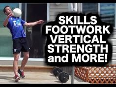 This soccer workout video will show you some soccer drills to improve agility, fitness, skills, tricks, & footwork. Top Soccer, Youth Soccer, Soccer Tips, Soccer Games, Play Soccer, Soccer Stuff, Soccer Practice Drills, Soccer Training Drills, Soccer Conditioning Drills
