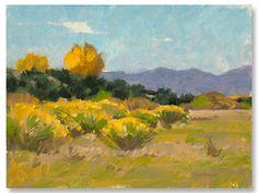 """The Golden West"" by Kim Mackey"