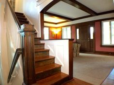 You will LOVE this grand staircase and rich woodwork at 5311 Lost Trail Louisville KY 40214. This home is under contract, but I have others!  http://www.MichaelThackerRealtor.com  Michael Thacker - Louisville Realtor | #HomesLouisville #LouisvilleKY  #RealEstateLouisville #RealtorsLouisville  #MichaelThacker  #KentuckySelectProperties  #LuxuryHomes  #RelocatetoLouisville #MLSLouisville#HomesLouisville #RealtorsLouisville  #MichaelThacker  #KentuckySelectProperties #MLSLouisville