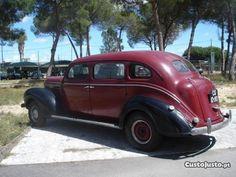 Plymouth Sedan em Setúbal