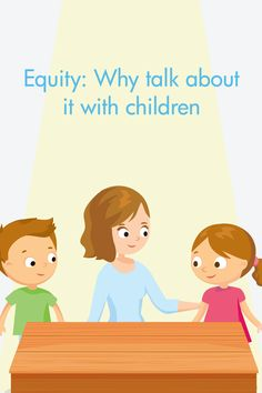 Every child deserves the opportunity to be successful based on his or her unique gifts and talents, but not every child has equitable opportunities. Here's why it's important to talk about equity with children and how to start the conversation. Blog Topics, Second Child, Workplace, Conversation, Opportunity, Unique Gifts, How Are You Feeling, Parenting, Classroom