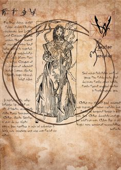 The Withered Lover - from the black zodiac