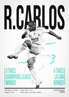 Metal Poster Roberto Carlos 3