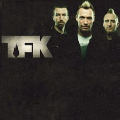 Canada has some of my other favorite bands like Thousand Foot Krutch!