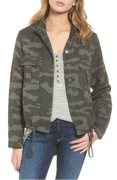 RAILS Harrison Military Jacket. #rails #cloth #