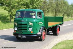 1950s British Commer 3.5 ton,was also sold under the name Karrier , used mainly for local delivery