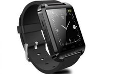 Ampmall® Bluetooth Smart Watch Hands Free Wristwatch for IOS Android Iphone Samsung HTC Sony Blackberry Smartphone Answer Call SMS Watch (Black) Wrist Watch Phone, Watch For Iphone, Camera Watch, Apple Iphone, Iphone 4s, Ios Apple, Ios Phone, Smartwatch Android, Android Smartphone