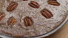 Raw Pecan Love Pie Recipe