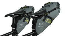 Apidura Saddle Pack for Bikepacking, you never know when you just might need this