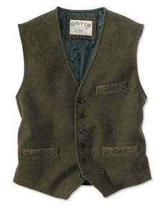 Just found this Mens+Moleskin+Vest+-+Montrose+Moleskin+Vest+--+Orvis on Orvis.com!