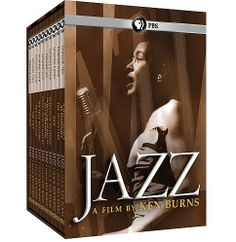 Ken Burns: Jazz DVD 10 pk from ShopPBS.org.  JAZZ celebrates America's greatest original art form. Ken Burns' 10-part documentary opens at the dawn of the 20th century, incorporating American culture and historical events that interact directly with the music. Get your rebate from RebateGiant.