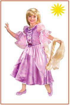 ♥ Rapunzel Costume