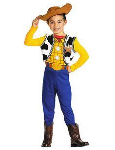 Costume di Carnevale di Woody di Toy Story