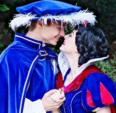 Prince & Snow White