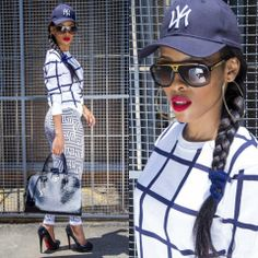 Fashionistas of South Africa - IG @Kefiboo #SouthAfrica - South African Beauty & Style
