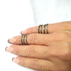 Silver Rings, Jewelry, Jewlery, Bijoux, Jewerly, Jewelery, Jewels, Accessories