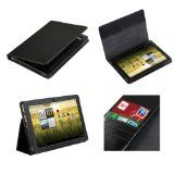 Poetic(TM) Slimbook Leather Case for Acer Iconia A200 10.1-Inch Tablet (3 Year Manufacturer Warranty From Poetic): Acer