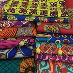 So much gorgeous new fabric that I can't squeeze it into one photo! A new selection of Kenyan fabrics headed your way! African Textiles, African Fabric, African Prints, Ankara Fabric, Pattern Images, Queen Quilt, Art Club, Baby Prints, African Fashion