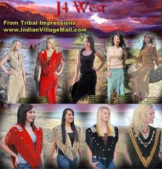 J4 West Fringed Skirts And Shawls inside Tribal Impressions. Shop online off of: http://www.indianvillagemall.com/smskirts.html