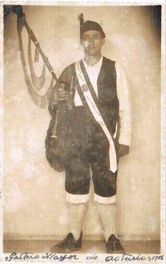 Jose Remis Ovalle (1910-1987) | Chus Solís - Artesano Gaitero - Gaita Asturiana