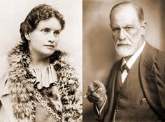 Lou Andreas-Salomé, the First Female Psychoanalyst, on Human Nature in Letters to Freud | Brain Pickings