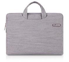 PLEMO Denim Fabric 15-15.6 Inch Laptop / Notebook Computer / MacBook / MacBook Pro Case Briefcase Bag Pouch Sleeve, Grey Plemo http://www.amazon.com/dp/B00KJWRIAO/ref=cm_sw_r_pi_dp_5rldvb02H8K2Z