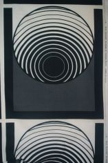 Gyration by Barbara Brown for Heals, 1971, Op Art