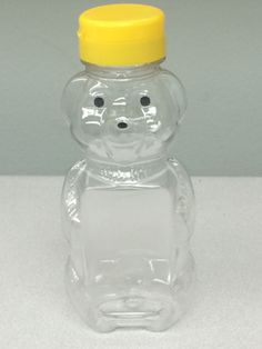 Get your Honey Bear Bottles and Caps for low wholesale prices at Bulk Apothecary