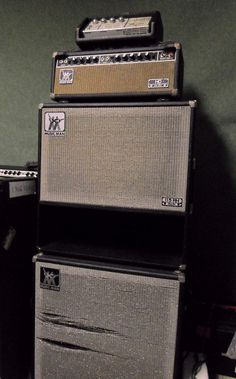 Music Man amps