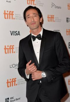 Adrien Brody at event of Puzzle (2013)