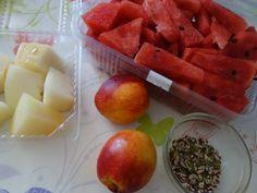 Smoothie solar Milkshake, Kale, Cantaloupe, Solar, Food, Collard Greens, Smoothie, Essen, Meals