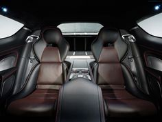 2013 aston martin rapide interior hd