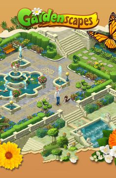 Artstation Gardenscapes New Acres Artdump Ilya Shigin Pinterest