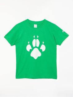 Cubs Logo T-Shirt, Green