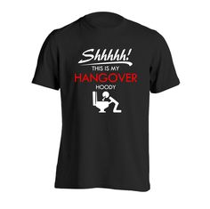 This Is My Hangover Hoody Funny Drinking T-shirt