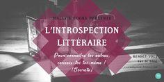 """MALLY'S BOOKS: """"L'introspection littéraire"""", un nouveau rendez-vous pour mieux se connaître en tant que lecteur"""