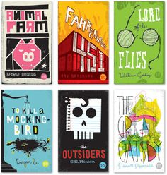 Cover Designs: by Mikey Burton