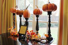 Beautiful ad easy fall decorations