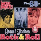 Great Ladies of Rock & Roll: The '60s - Wcbs [CD]