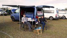 Camping at Old Bar Beach Festival 2019