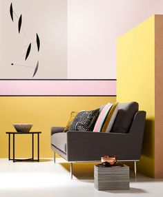Interior colour trends for SS16: Get to know dusty pink and rose gold
